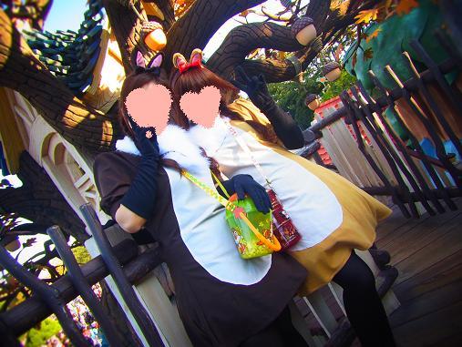 2012.11.1分 Dハロウィン詳細日記 裏14