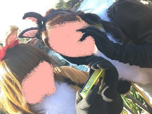 2012.11.1分 Dハロウィン詳細日記 裏12