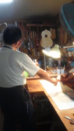 長崎ギター工房5