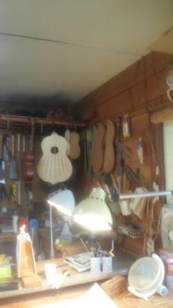 長崎ギター工房6