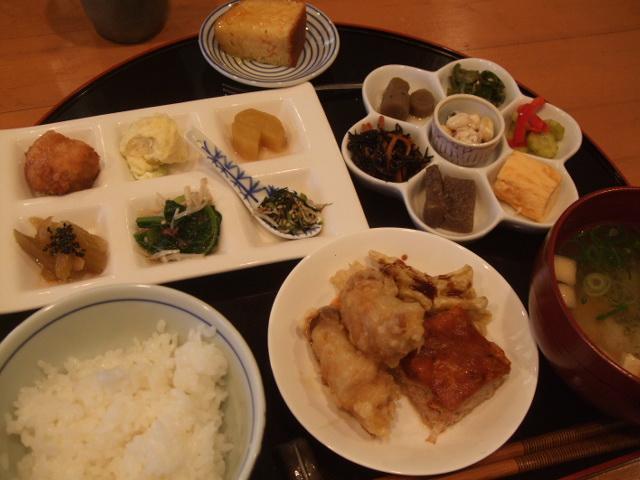 福寿草 ランチ