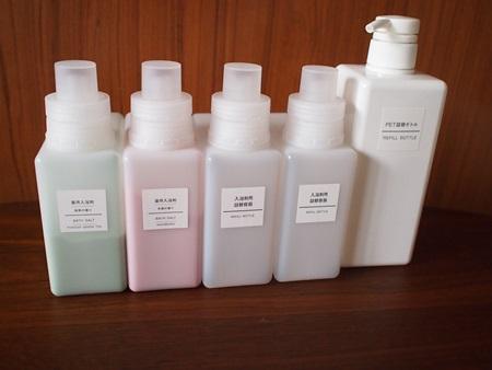 無印のミルクの香り入浴剤が人気!