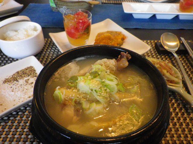 参鶏湯の会