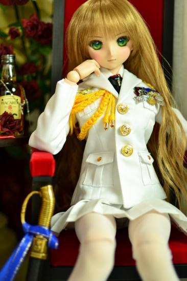 国家元帥白軍服っぽいの6