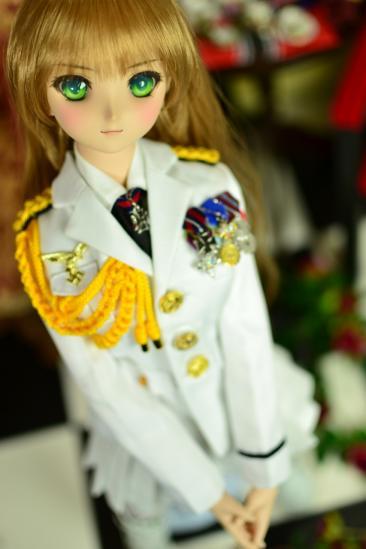 国家元帥白軍服っぽいの1