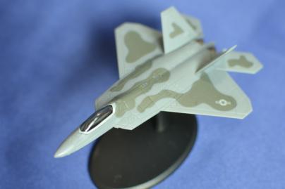 最速の翼F-22