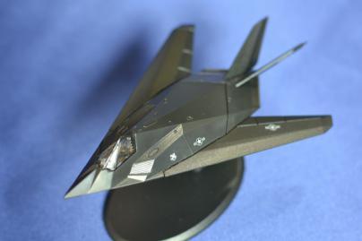 最速の翼F-117