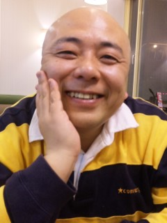 吉村智樹(花房観音撮影)