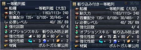 ションボリ一等戦列艦