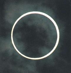 きんかん日食