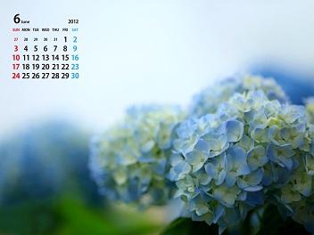 6月カレンダー2