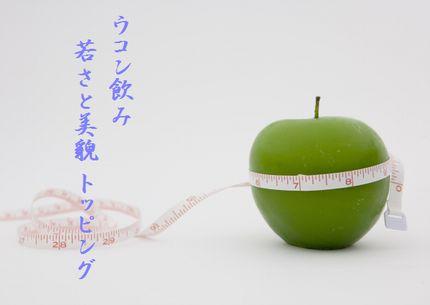 リンゴメジャー文字入