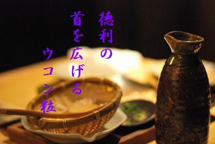 とっくり(湯豆腐)文字入