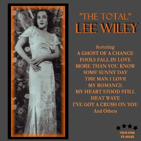 Lee Wiley(Glad to Be Unhappy)