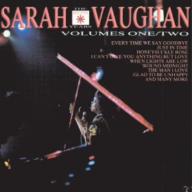 Sarah Vaughan(Glad to Be Unhappy)