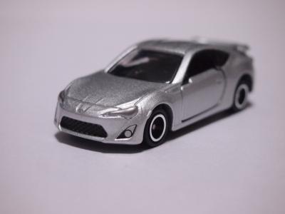 トヨタ86 フロント1