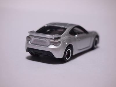 トヨタ86 リア1