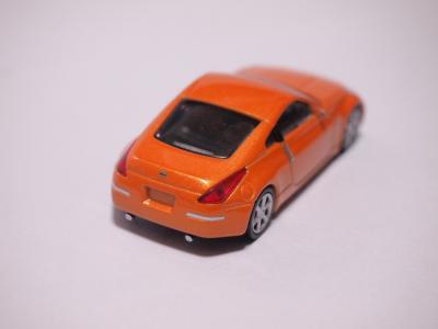 フェアレディZ Z33 リア