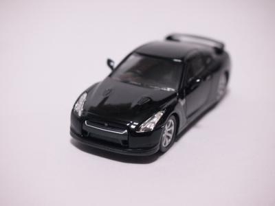日産GT-R フロント