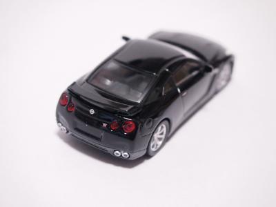 日産GT-R リア