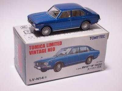 TLVN トヨタカリーナ1600スーパーDX