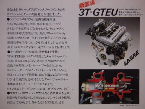 82年10月 コロナ 3T-GTEU