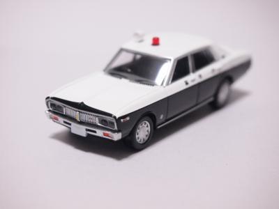 TLVN ローレルパトカー フロント