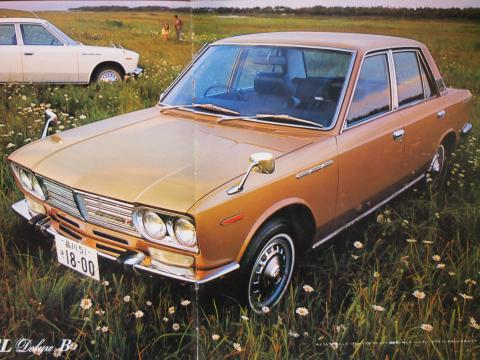 1969年 ローレル DX-B