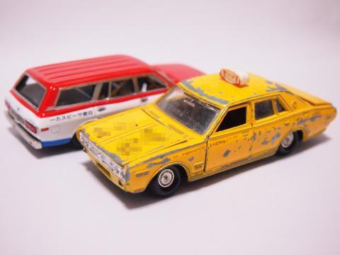 セドリック構内タクシー セドリックバン