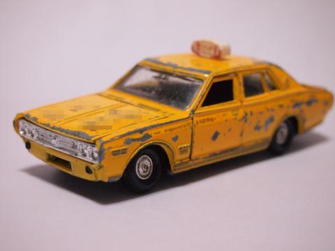ダイヤペット セドリックタクシー フロント