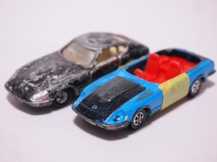 トミカ 240Z ジャンク×2