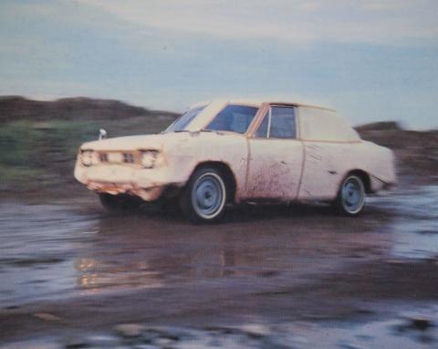 67年8月 ブルーバード 試作車