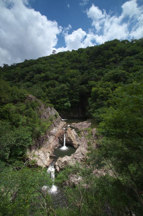 「一の滝」