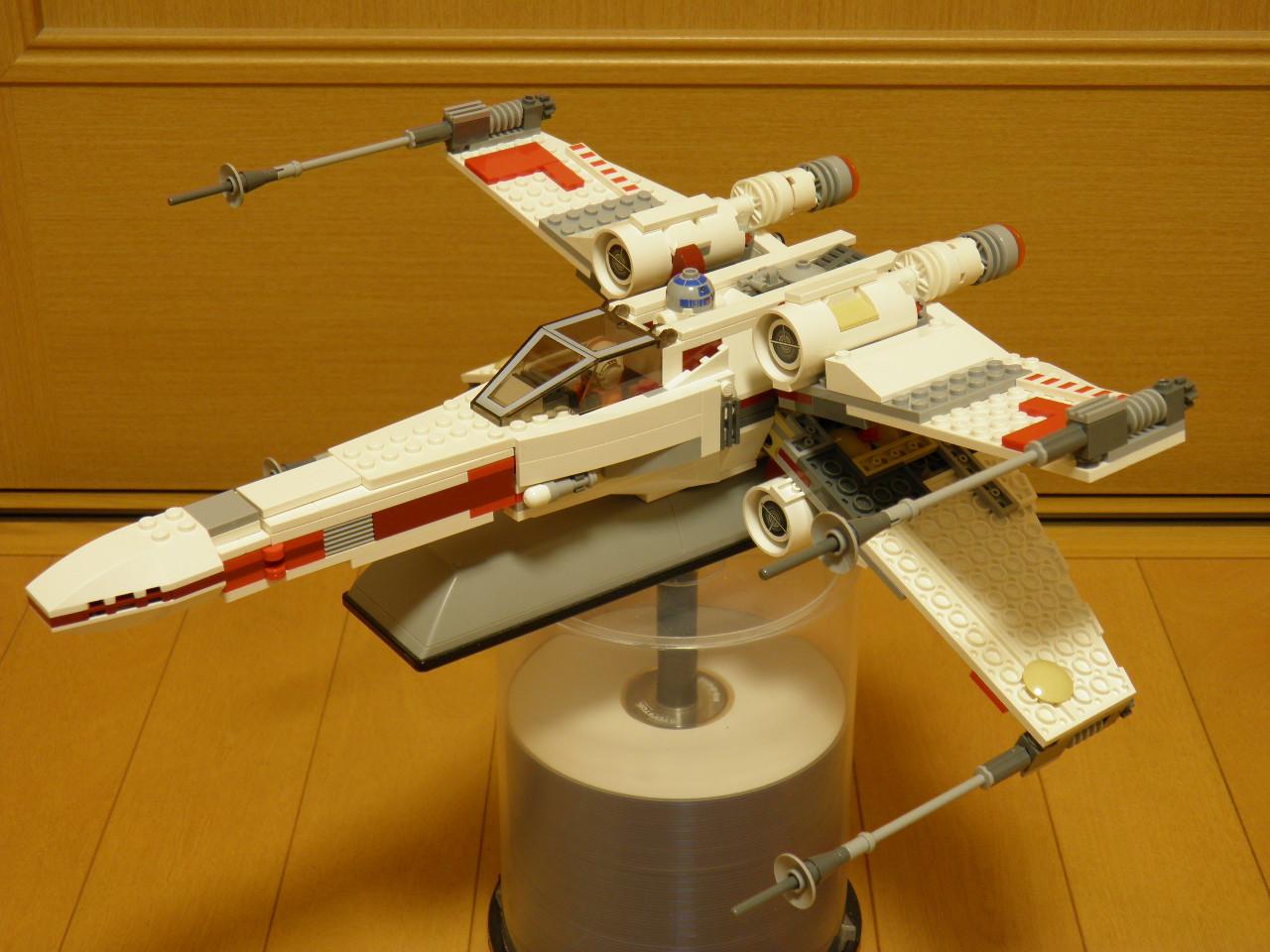 LEGO Xwing 7140参考 LEGO Xwing 017