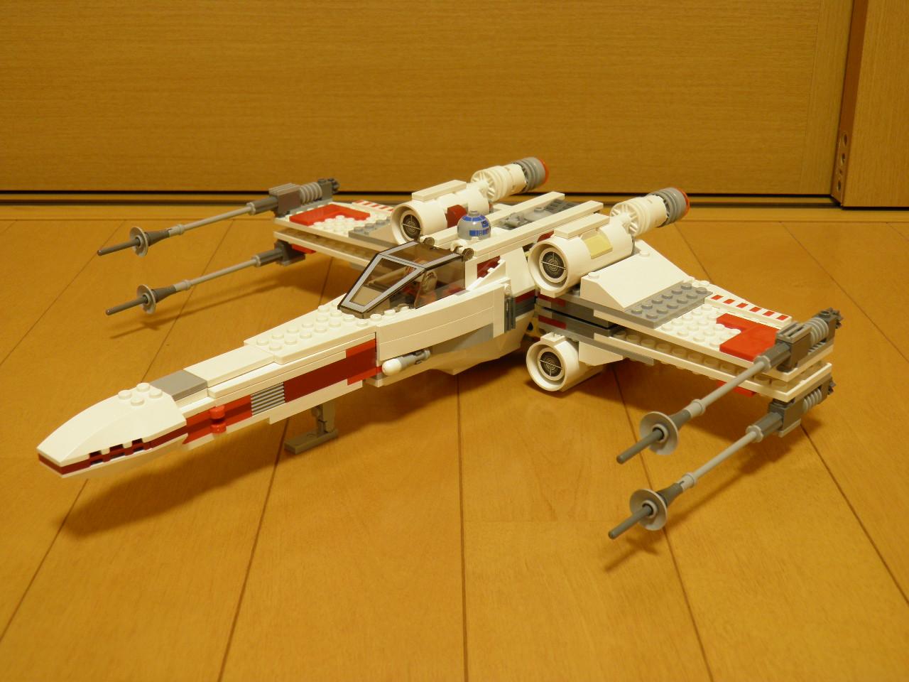 LEGO Xwing 001