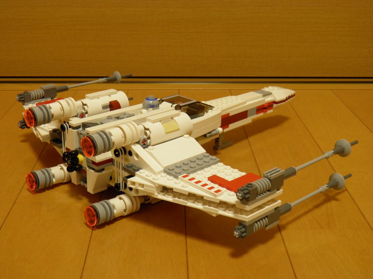 LEGO Xwing 006