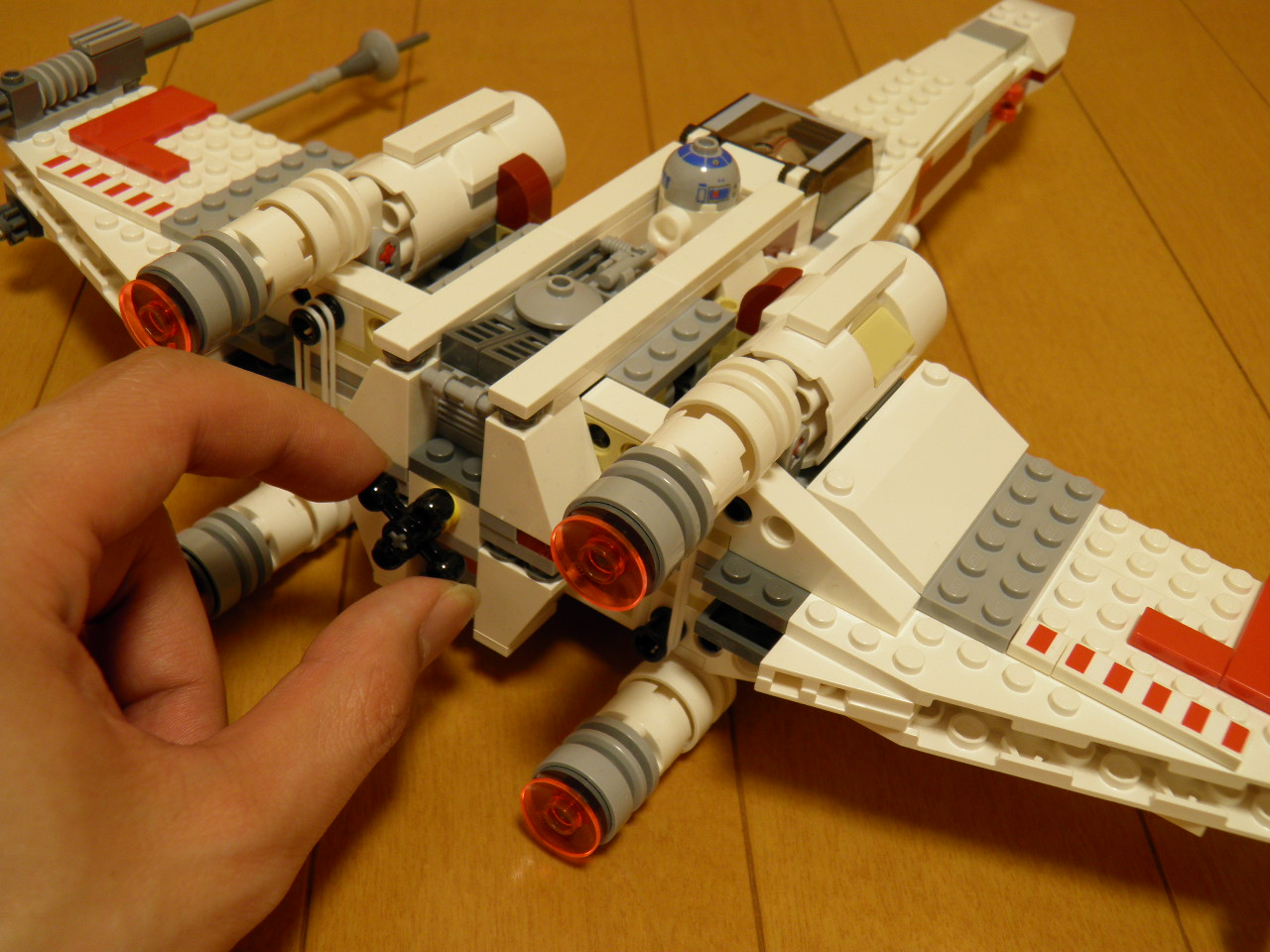 LEGO Xwing 007