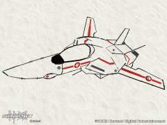 念願のVF-1