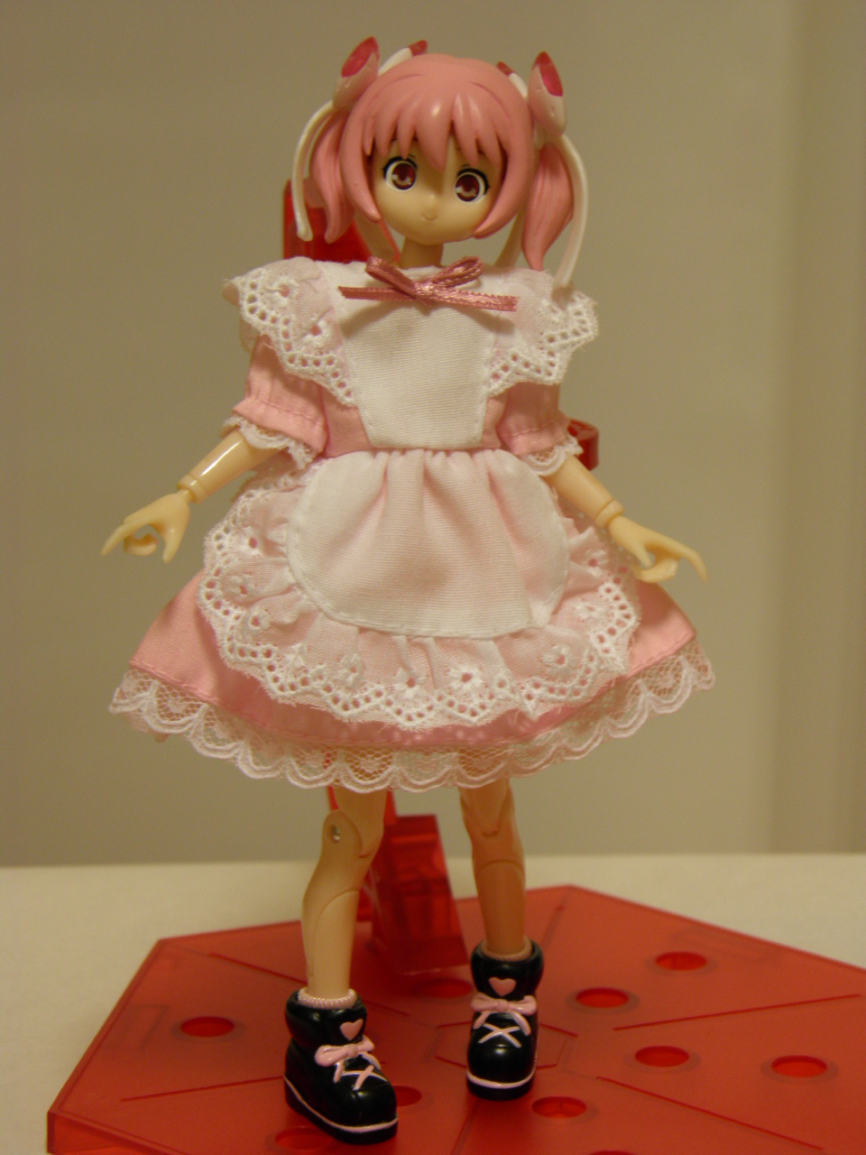 ピンクメイド (1)