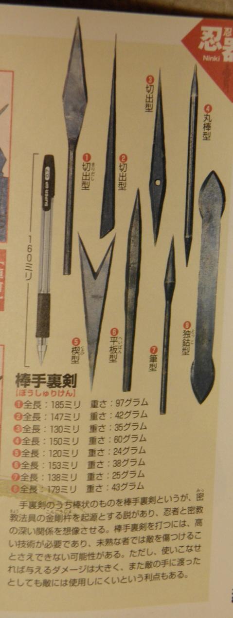 手裏剣解説 (3)