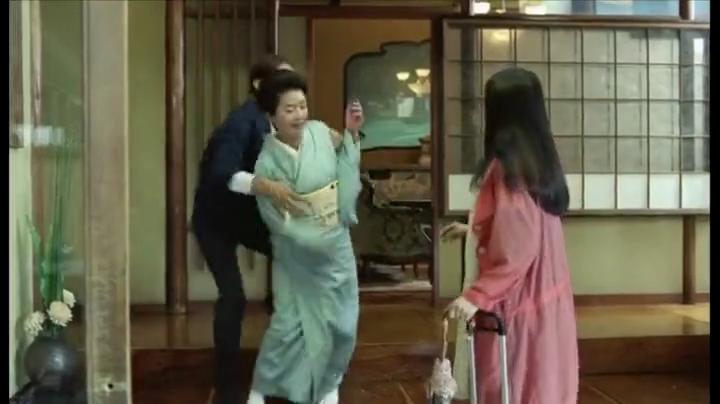 「由里子と具里子」第2話「どのツラ下げて」