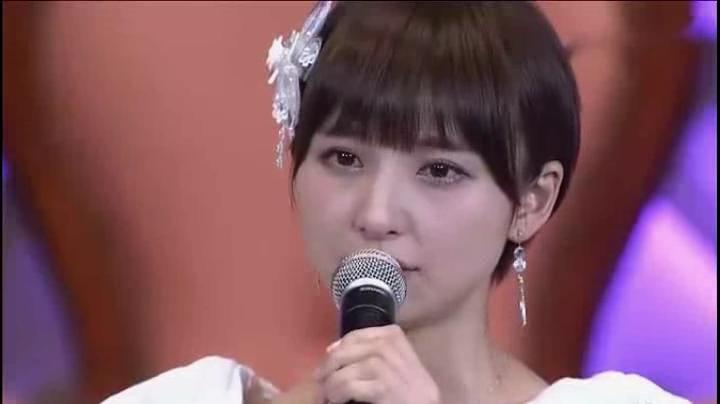 2012年 AKB48第4回選抜総選挙、篠田麻里子