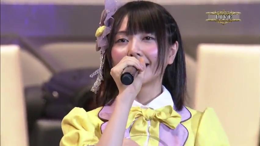 AKB48総選挙25位-秦佐和子.avi_000001967