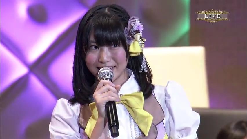 AKB48総選挙35位-向田茉夏.avi_000001699