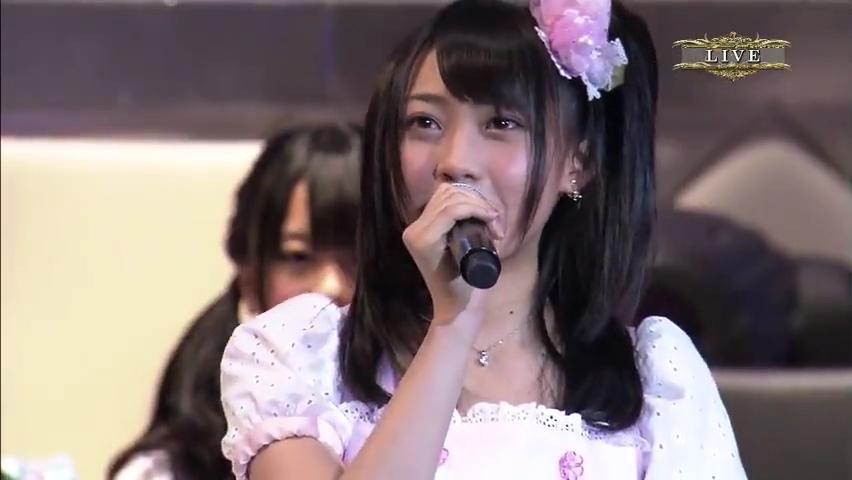 AKB48総選挙31位-木ゆりあ.avi_000001334