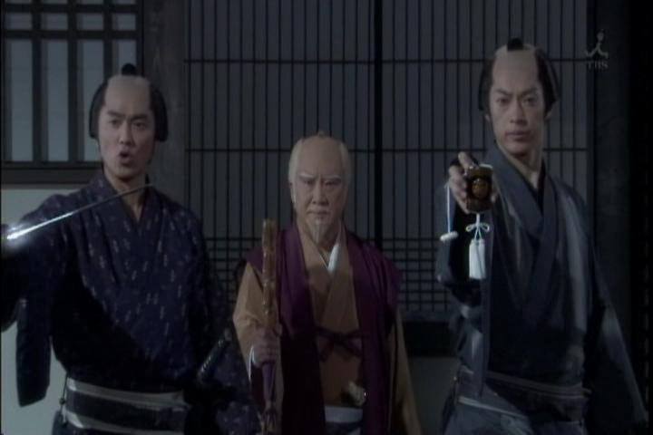 【水戸黄門】の助&格【相棒】に登場!