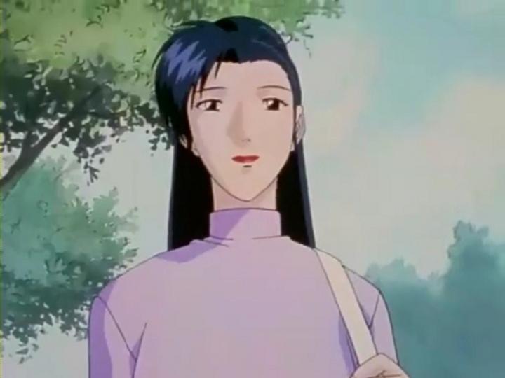 藤森先生(渡辺美佐)
