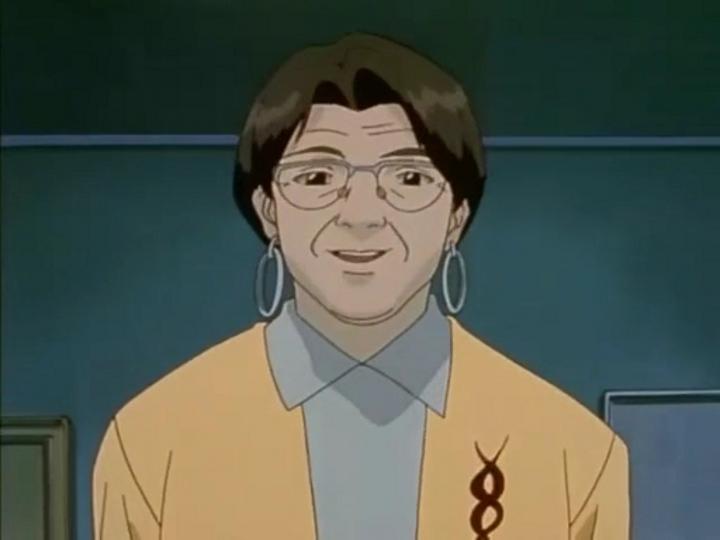 桜井理事長(岡本嘉子)