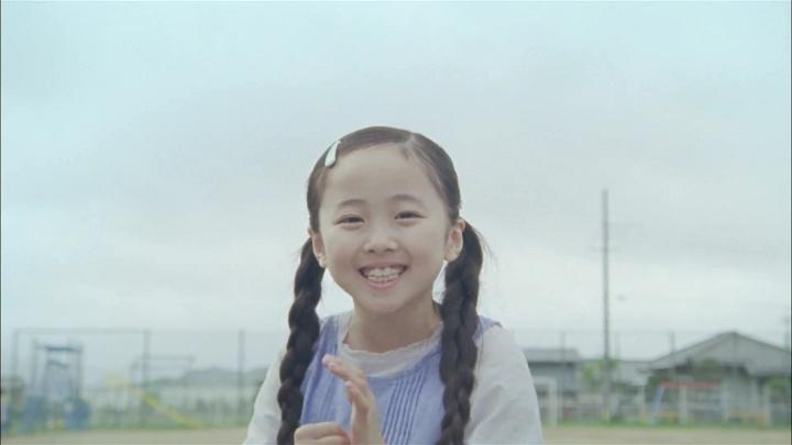 【家政婦のミタ】希衣ちゃん、日本がん協会のCMに登場