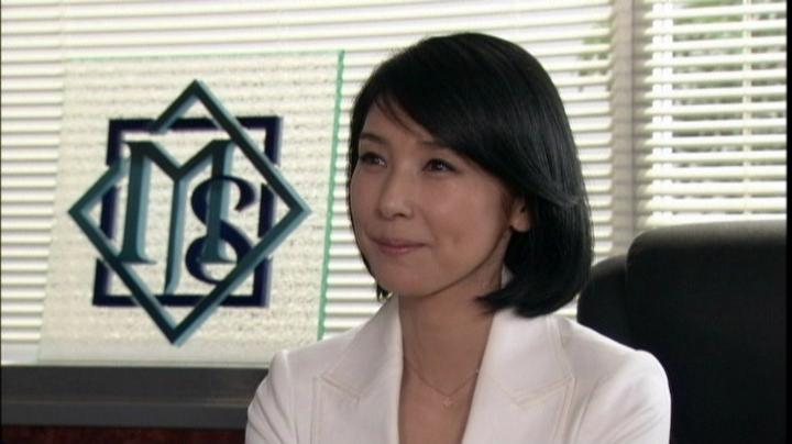 桜井理事長(黒木瞳)